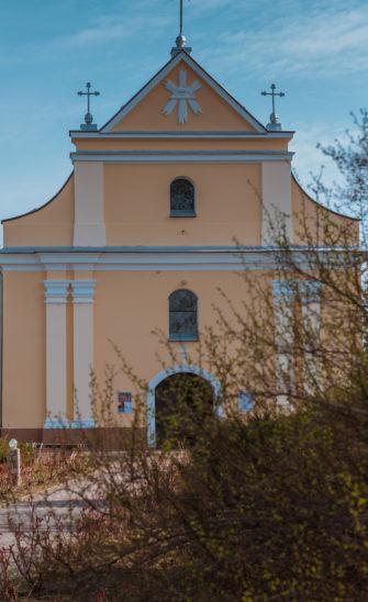 Kościół św. Katarzyny Aleksandryjskiej w Rożnowie