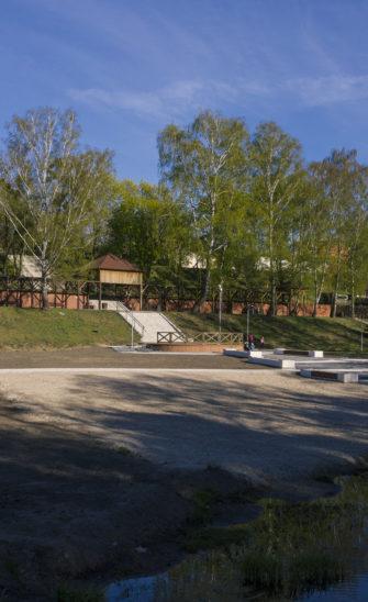 Łazienki Obornickie
