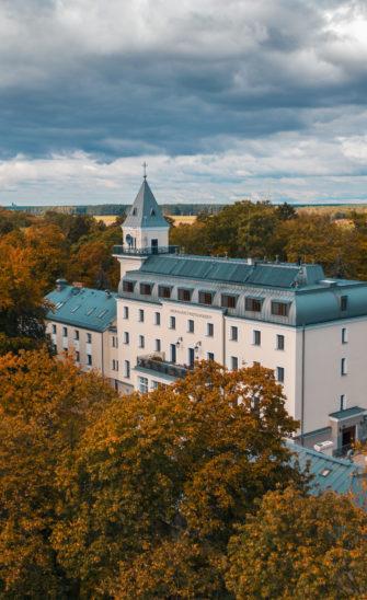 Pałac w Bąblinie