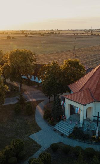 Kaplica pw. św. Wawrzyńca w Ocieszynie
