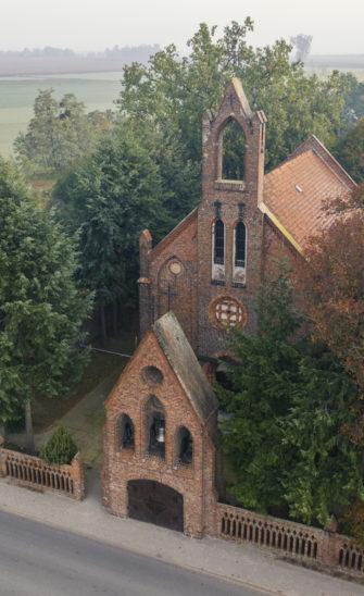 Kościół pw. św. Mikołaja w Maniewie