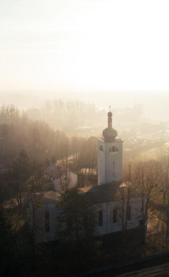 Kościół Najświętszego Serca Jezusowego i św. Anny w Kiszewie