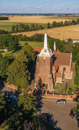 Kościół pw. św. Bartłomieja Apostoła w Objezierzu