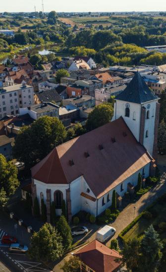 Kościół pw. NMP Wniebowziętej